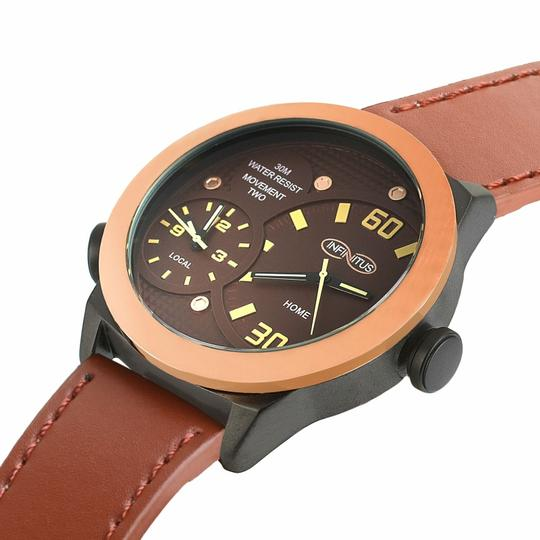 Brown Watch Men's Jewelry/Accessory Image 1
