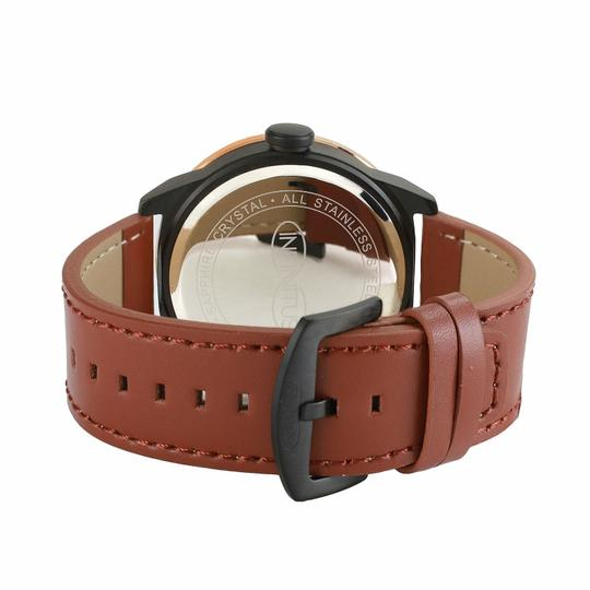 Brown Watch Men's Jewelry/Accessory Image 2