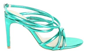 House of Harlow 1960 Green Sandals