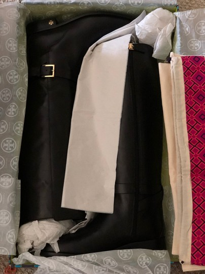 Tory Burch Black Boots Image 11