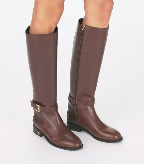 Tory Burch Brown Boots Image 5