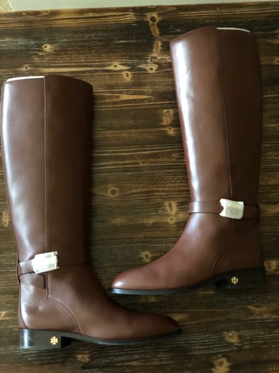 Tory Burch Brown Boots Image 8