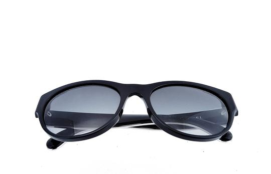 Chanel CH5273-Q c.501/S8 55mm Galuchat Stingray Leather Oversized Polarized Image 5