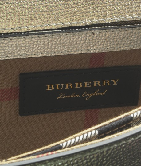 Burberry Leather Cross Body Bag Image 9
