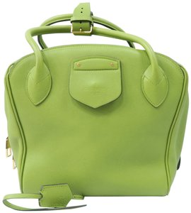 Louis Vuitton Lv Haute Maroquinerie Milaris Tote in Green