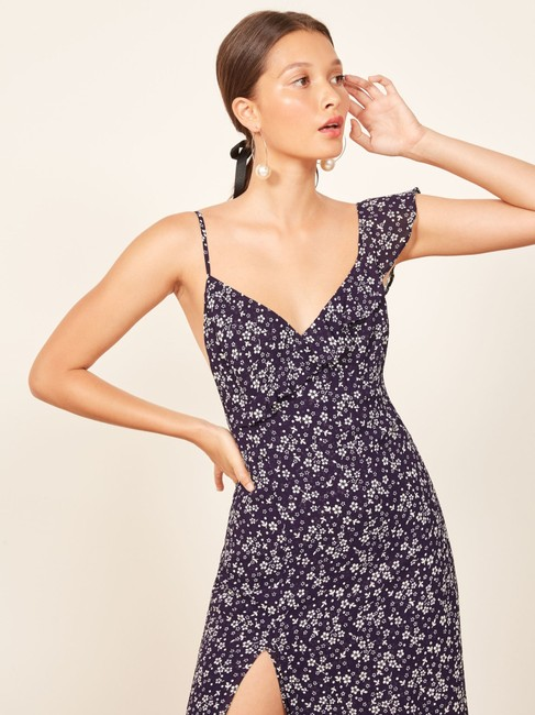 Reformation Floral Dress Image 3