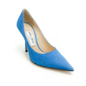 Jimmy Choo Sky Suede Pumps