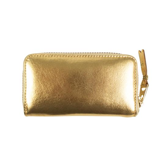 Preload https://img-static.tradesy.com/item/25904931/comme-des-garcons-gold-leather-mini-coin-purse-wallet-0-0-540-540.jpg