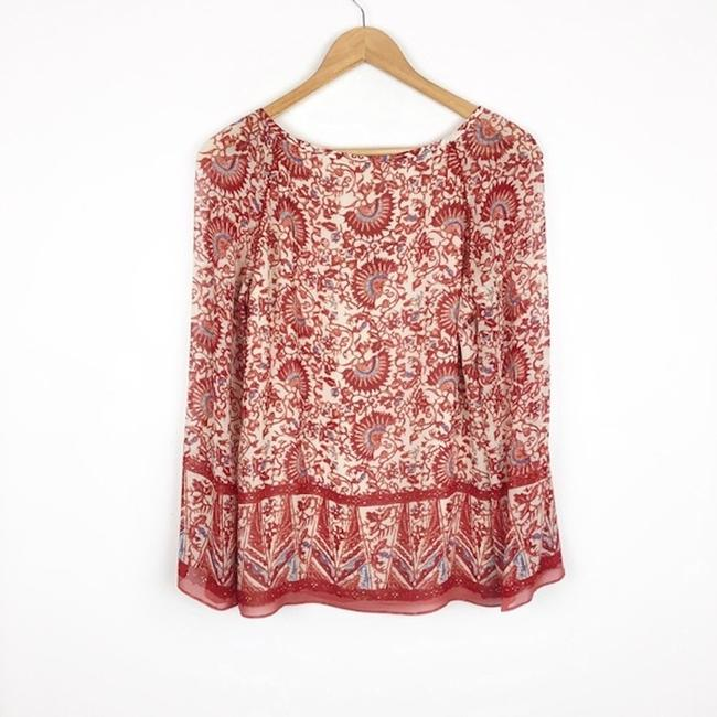 Tory Burch Top Red Image 1