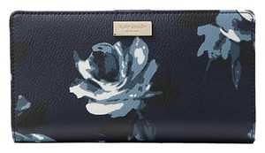 Kate Spade Kate Spade Shore Street Night Rose Stacy Wallet