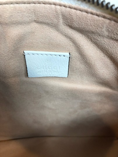 Gucci Pouch Marmont WHITE Clutch Image 10