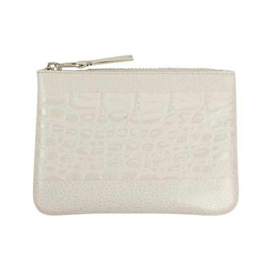 Preload https://img-static.tradesy.com/item/25906123/comme-des-garcons-gray-reptile-leather-patchwork-pouch-wallet-0-0-540-540.jpg