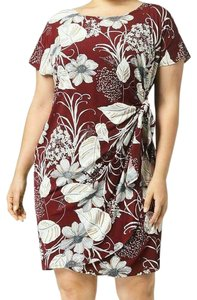 Signature by Robbie Bee Polyester Dress