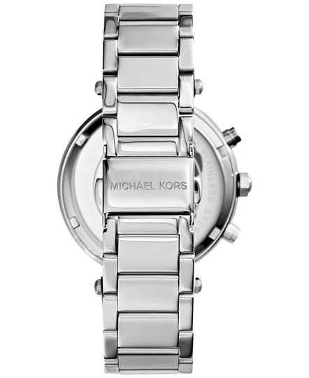Michael Kors Parker Stainless Steel Chronograph MK5353 Watch Image 3