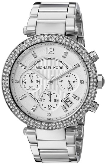 Michael Kors Parker Stainless Steel Chronograph MK5353 Watch Image 6