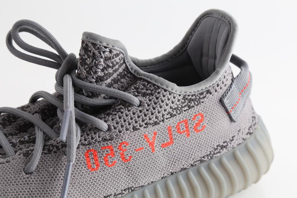 finest selection 7c3cc 674f3 adidas X Yeezy Gray Boost 350 V2 'beluga 2.0 Sneakers Shoes