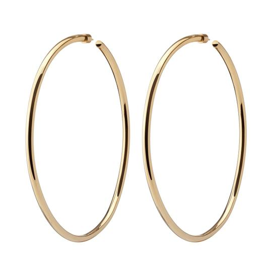 Preload https://img-static.tradesy.com/item/25907931/jennifer-fisher-gold-lilly-large-yellow-plated-hoop-statement-earrings-0-0-540-540.jpg