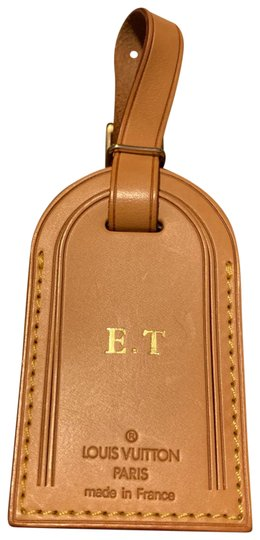 Preload https://img-static.tradesy.com/item/25907974/louis-vuitton-camel-luggage-bags-or-any-travel-bag-name-or-address-tag-0-1-540-540.jpg