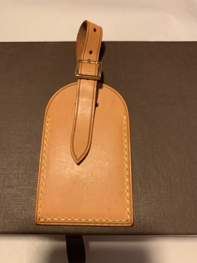 Louis Vuitton Louis Vuitton luggage, bags or any travel bag name or address tag Image 1