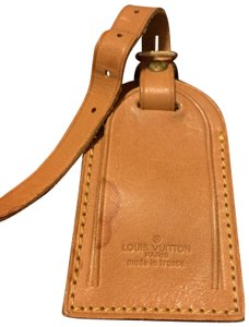 Louis Vuitton Louis Vuitton luggage, bags or any travel bag name or address tag