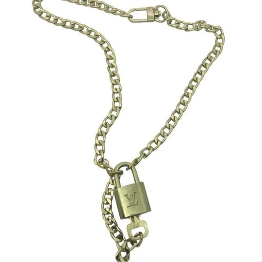 Louis Vuitton Louis Vuitton Lock & Key (for use with speedy alma keepall) Image 2