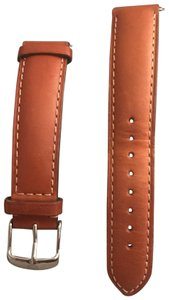 Michele Leather watch band