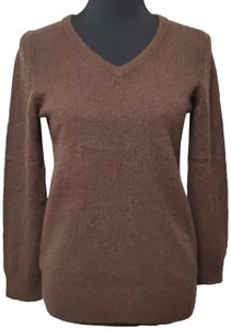 Only Mine Cashmere Crewneck Long Sleevs Sweater