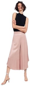 Zara Wide Leg Pants Pink