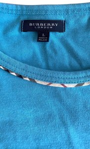 Burberry T Shirt blue