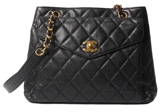 Preload https://img-static.tradesy.com/item/25908869/chanel-shopping-vintage-quilted-cc-logo-black-caviar-leather-tote-0-1-540-540.jpg
