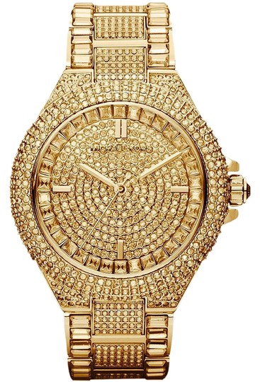 Preload https://img-static.tradesy.com/item/25909006/michael-kors-gold-women-s-camille-pave-dial-crystal-encrusted-mk5720-watch-0-1-540-540.jpg