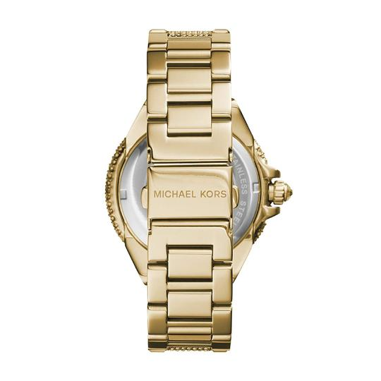 Michael Kors Michael Kors Women's Camille Gold Pave Dial Crystal Encrusted MK5720 Image 1