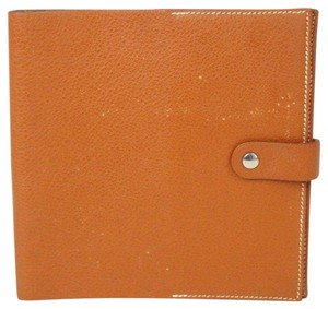 Hermès Leather Notebook Cover 867842