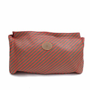 Gucci Signature Sherry Web Diagonal Strip Pouch 868079