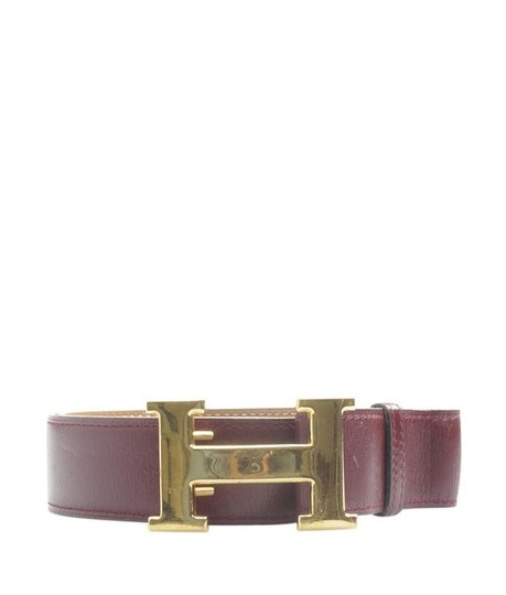 Hermès 32MM Reversible H Logo Belt Kit 867917 Image 10