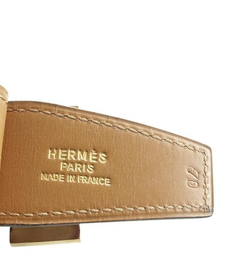 Hermès 32MM Reversible H Logo Belt Kit 867917 Image 4