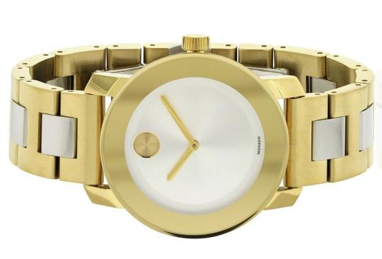 Movado Bold Two Tone Stainless Steel 3600129 Image 1
