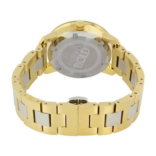 Movado Bold Two Tone Stainless Steel 3600129 Image 7