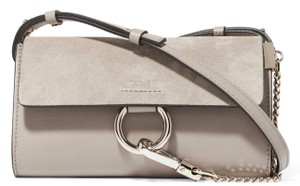 Chloé Faye Mini Ring Cross Body Bag