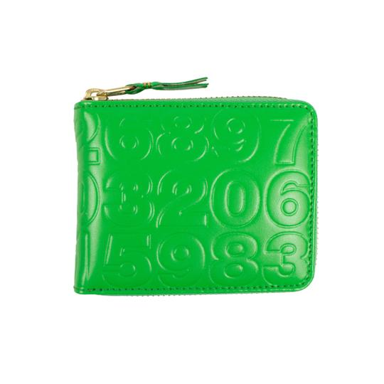 Preload https://img-static.tradesy.com/item/25909934/comme-des-garcons-green-leather-number-embossed-small-wallet-0-0-540-540.jpg