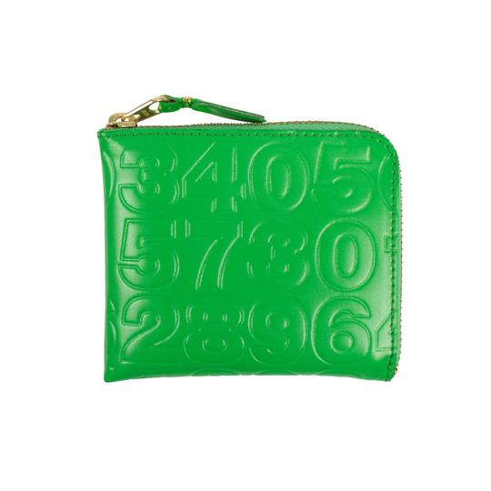 Preload https://img-static.tradesy.com/item/25910223/comme-des-garcons-green-leather-number-embossed-slim-wallet-0-0-540-540.jpg