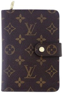 Louis Vuitton Porte Papier Zippy Monogram Zip Clutch Organizer Travel Wallet