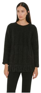 Raquel Allegra Distressed Alpaca Wool Fwrd Sweater
