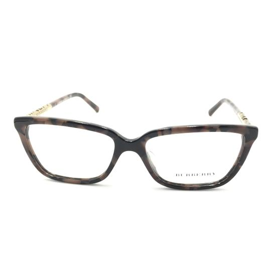 Burberry Burberry Cat Eye Purple Black Marble 2246 -F Rx Eyeglasses Image 1