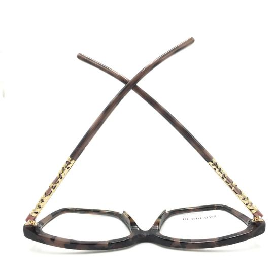 Burberry Burberry Cat Eye Purple Black Marble 2246 -F Rx Eyeglasses Image 5