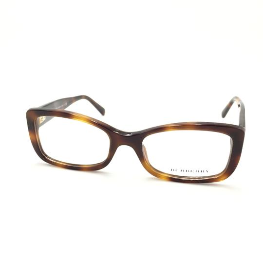 Burberry Burberry Square Brown Marble 3316 Rx Eyeglasses Image 1