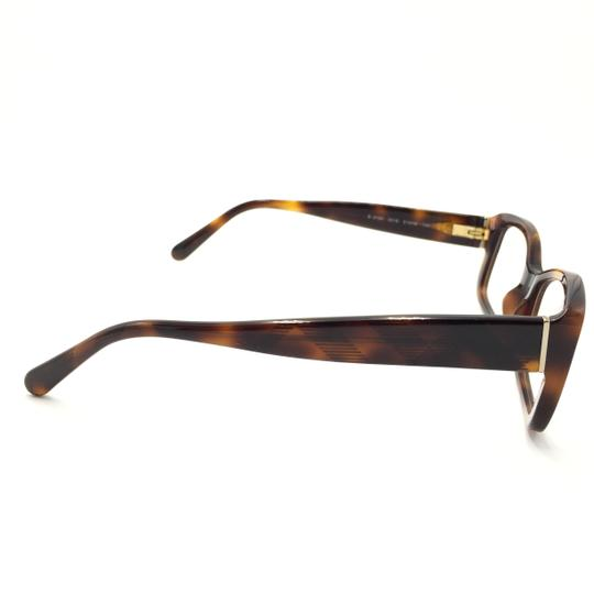 Burberry Burberry Square Brown Marble 3316 Rx Eyeglasses Image 3