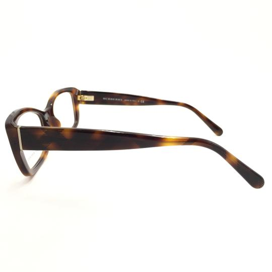 Burberry Burberry Square Brown Marble 3316 Rx Eyeglasses Image 4