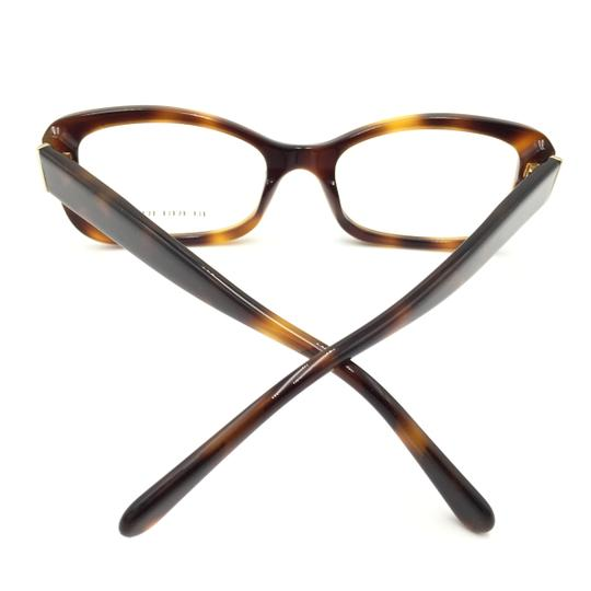 Burberry Burberry Square Brown Marble 3316 Rx Eyeglasses Image 6