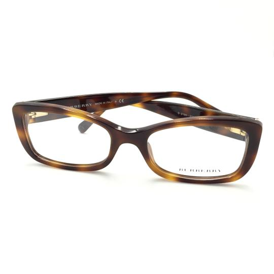 Burberry Burberry Square Brown Marble 3316 Rx Eyeglasses Image 7